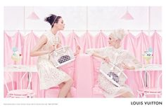 LOUIS VUITTON. Campagna PE 2012