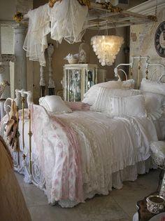 romantical boudoir