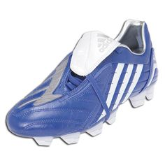 sports shoes 46dd5 8ffe1 adidas Predator Absolion TRX FG  G02392  - Blue White Silver  49.99