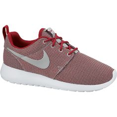 pretty nice 50d85 1b15b Nike Roshe Run in red and white takes the meaning of simplistic comfort to  a new