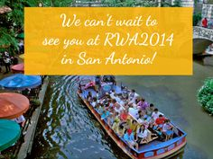 #RWA14 is sold out! To get on the registration wait list, e-mail conference@rwa.org. pic.twitter.com/WEN3qZBdUR