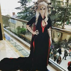 Beautiful cosplay of Salem