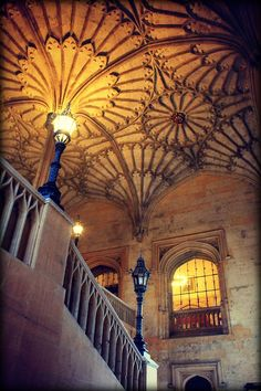 Lanterns, Oxford, England