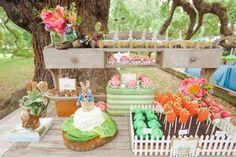 Peter Rabbit First Birthday Party | POPSUGAR Moms