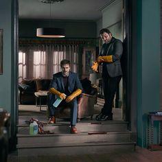 Marc-André Grondin en vedette aux États-Unis dans la série Spotless   HollywoodPQ.com
