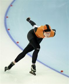 BEST OF WUST GALLERY: Ireen Wust of the Netherlands skates her way to gold in women's 3,000-meter speedskating in the 2014 Olympics. SEE MORE: http://wintergames.ap.org/uticaod/photo-gallery/best-wust