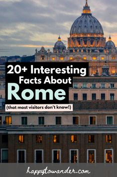 Rome History, Jewish Ghetto, Day Trips From Rome, Palatine Hill, Piazza Navona, Trevi Fountain, Rome Travel, Vatican City, Ancient Ruins