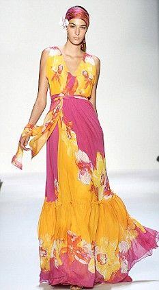 Diane Von Furstenburg! Dream dress. I think so:)