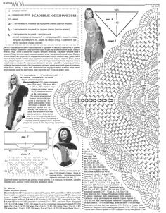 Virus shawl crochet - Malwina K. - Picasa Web Albums