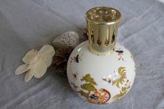 lampe berger vintage décor moustiers XVlll par mylittlefrenchbroc