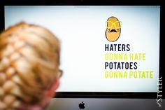 Haters gonna hate, potatoes gonna potate #haters #felieton #blog