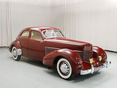 1936 Cord 810 Westchester.