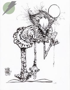 Felix Comic Art :: For Sale Artwork :: *Daily Sketch* by artist Skottie Young