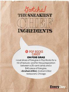 Sneaky Chef Ingredient #2: POP ROCKS!