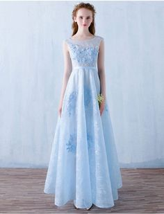 Charming Vintage Inspired Lace Prom Dress