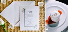 Προσκλητήριο γάμου με μονόγραμμα για πολλές εφαρμογές. #προσκλητήριο #γάμου #μονόγραμμα #σύγχρονο #λουλούδια #άπειρο #wedding #invitation #monogram #custom #infinity #stationery #weddingingreece #weddingplanner