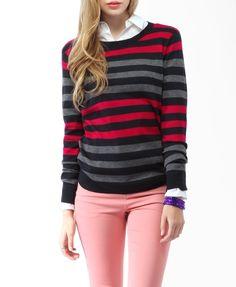 Sweater sweater sweater.