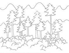 Orman Boyama Sayfası
