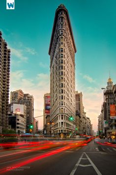 Flatiron Building, New York City, USA