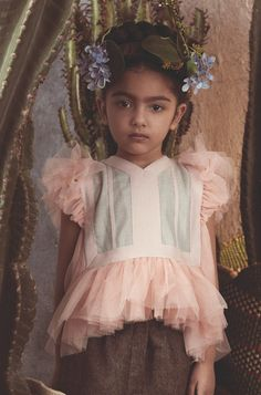 I am so in love with my friend Tia Cibani's Kids Fall 2016 Collection Inspired by Frida Kahlo. And in fact it's entitled: 'Art, Garden, Life' in honour of Frida -and her love of nature in her work and life. Plants and flowers and Aztec motifs and designs were omnipresent in her work and in her …
