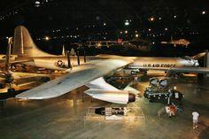 USAF SAC Convair B-36J Peacemaker at the USAF Museum in Dayton, Ohio