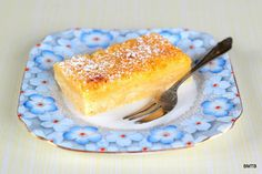 deliciously tart lemon bar