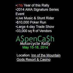 AspenCash Ruidoso Rally  Steve www.lightningcustoms.com  #aspencash #ruidosorally