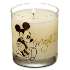 A new line of home frangrances from Disney; room spray, candles, lotion, and hand wash; Magic - An unforgettable blend of icy blue mint, rich chocolate and invigorating sea spray; Disney Store; $12.50 - $19.50