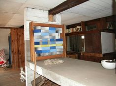Oskar Hansen, wnętrze domu architekta w Szuminie, fot. Andrzej Przywara / dzięki uprzejmości Fundacji Galerii Foksal - photo 12