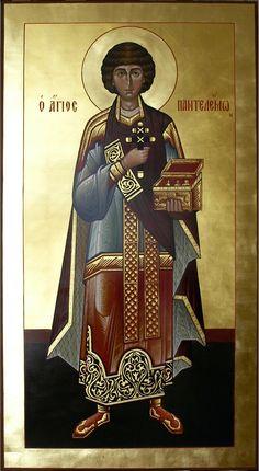 Religious Paintings, Orthodox Icons, Saints, Religion, Medicine, Education, Art, Greece, Art Background