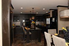 Cavalier 6700cav • 74CAV32784AH • 2277 sq.ft • 4 Beds • 2 Baths • $115,000 - $132,000 #dream #home #modern #design #kitchen