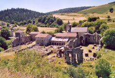 L'abbaye de Mazan est une abbaye cistercienne ruinée située à Mazan-l'Abbaye, dans le département de l'Ardèche en France.