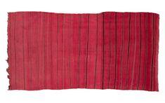 5x10 Vintage Moroccan Kilim Rug Runner