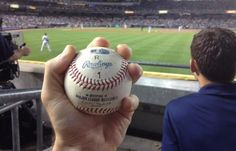 The New York Yankees will get Alex Rodriguez's 3,000th hit ball from Zack Hample for a donation to a... - Zack Hample/Twitter