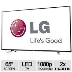 nice LG Electronics 65LB5200 65-Inch 1080p 60Hz LED TV  The large screen LG 65LB5200 TV lets you see your favorite shows, movies and sports in clear Full HD 1080p. The LED edge-lighting helps keep the panel... http://imazon.appmyxer.com/electronics/lg-electronics-65lb5200-65-inch-1080p-60hz-led-tv/