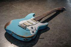 Mick Thomson, Jackson Guitars, Adrian Smith, Phil Collen, Bare Knuckle, Signature Guitar, San Dimas, Peter Quill, Floyd Rose