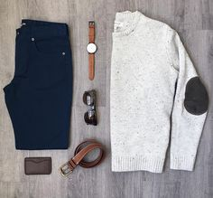 men's pulls inspiration outfit grids men's fashion and style inspiration Stylish Mens Outfits, Cool Outfits, Casual Outfits, Men Casual, Stylish Suit, Casual Clothes, Simple Outfits, Look Fashion, Mens Fashion