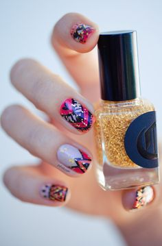 Ongles Ethniques -version 9087042- | PSHIIIT