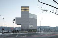 Nameless Architecture, RW Concrete Church, Byeollae, South Korea