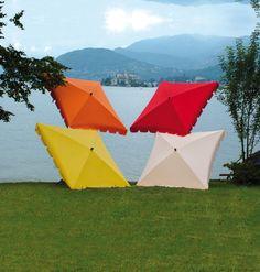 Parasol ALLEGRO Dralon 200x200/4 cm au meilleur prix ! - LeKingStore