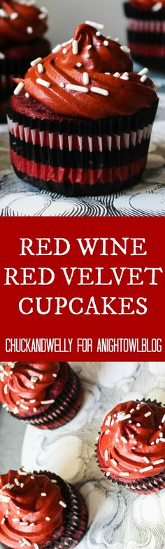 Red Wine Red Velvet Cupcakes Lecker Cakes Red WineRed Velvet Small Lecker … – Wedding Cakes With Cupcakes Velvet Cake, Cupcake Red Velvet Wine, Red Velvet Cupcakes, Wedding Cakes With Cupcakes, Cupcake Cakes, Wedding Cookies, Birthday Cupcakes, Cupcake Recipes, Dessert Recipes