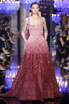High Fugshion: Elie Saab Fall 2014 Couture Elie Saab Fall 2014 Haute Couture – Go Fug Yourself