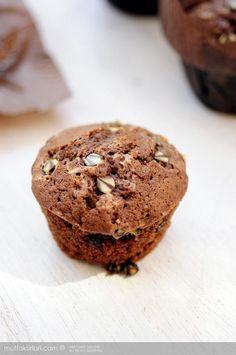 Pudingli Muffin Tarifi | Mutfak Sırları