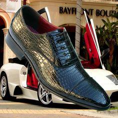 chaussures pour hommes, classique, élégant, cérémonie