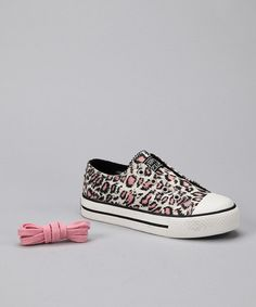 #fall Take a look at this Pink Zoo Sneaker by Blow-Out on #zulily today!