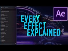370 Ae Tutorials Ideas In 2021 After Effect Tutorial Adobe After Effects Tutorials After Effects