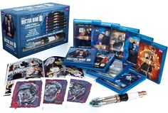This exclusive #DoctorWho gift set is still in stock!  Do not miss out! - http://amzn.to/1Ahpnzm