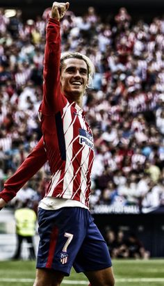 Antoine Griezmann, Best Football Players, Football Is Life, Soccer Players, Messi 10, Fc Barcelona, Cristiano Ronaldo, New Pictures, Fifa