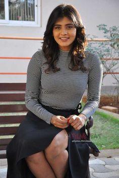 Photos of Telugu Actress Heeba Patel.