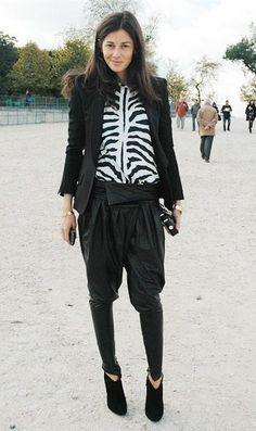 Barbara Martelo, fashion editor for Vogue España (Spain) http://www.barbaramartelo.com/cms/